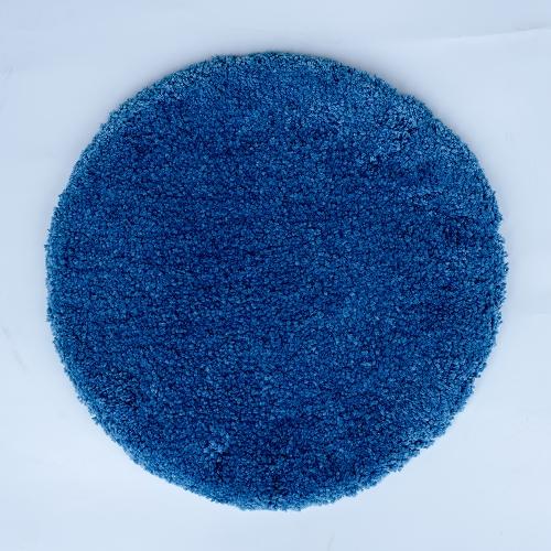 阿波藍の円座 中色