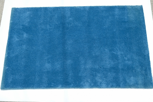 阿波藍の敷物 60X90センチ 中色