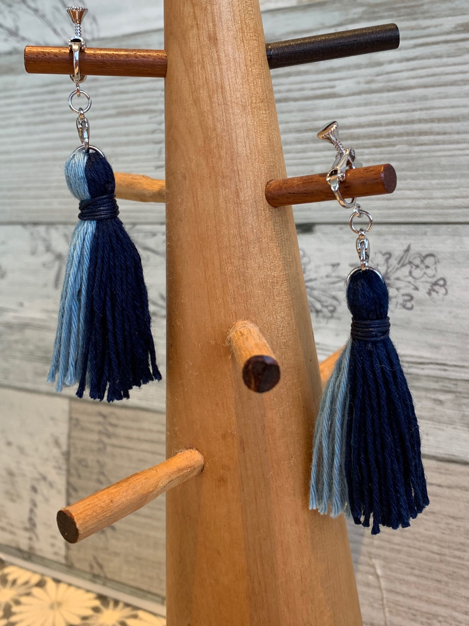 阿波藍染糸のいやりんぐ